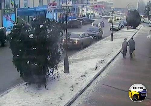 ДТП в Пятигорске, Пожарная машина очень спешила тушить пожар