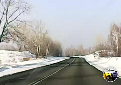 Занос с переворотом на 140 км/ч Toyota Levin