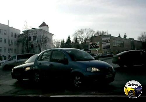 ДТП в г. Раменское, Московская область