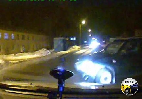ДТП г. Бор, Нижегородская область. Не уступил дорогу