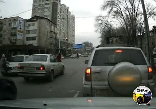 Сбил пешехода на пешеходном переходе