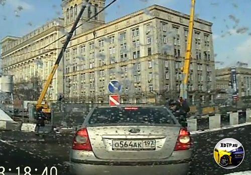 Злая московская кегля )