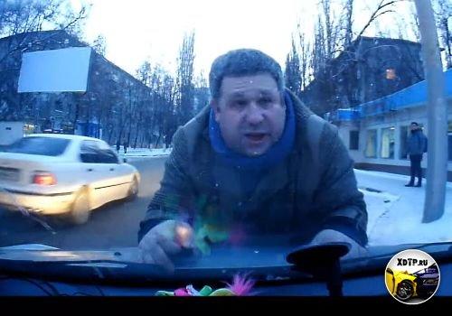 Это ОГОНЬ!! Инструктор из Воронежа. Надо уступать