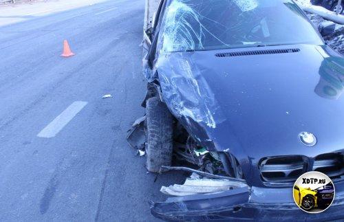 Два человека пострадали в ДТП на Новорязанском шоссе
