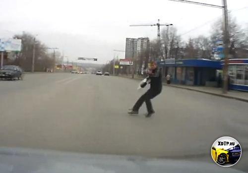 Челябинский пешеход