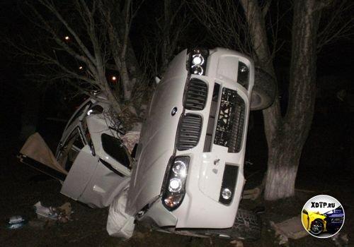 Авария на трассе Херсон - Н. Каховка - Геническ на 68 км., в Херсонской области