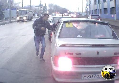Обучение начинающего водителя в Кирове