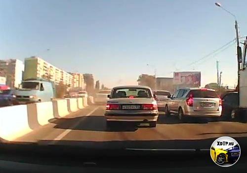 Авария в Ростове-на-Дону, Мерен в атаке