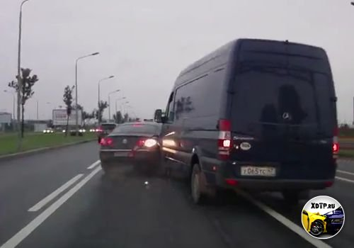 ДТП в Санкт-Петербурге, на Пулковском шоссе