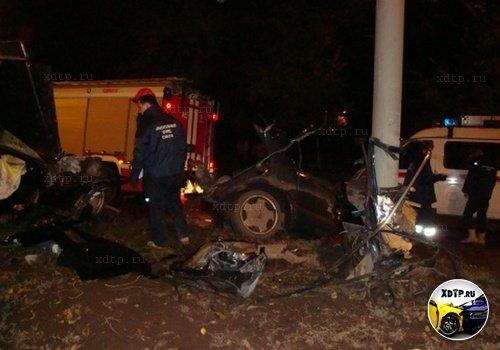 Трагическое происшествие в Самаре