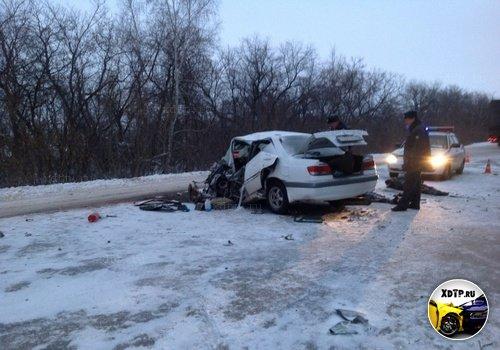 Полицейский спровоцировал трагическое ДТП в Омской области