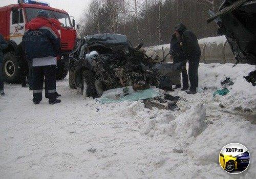 В Свердловской области погибла девушка-водитель