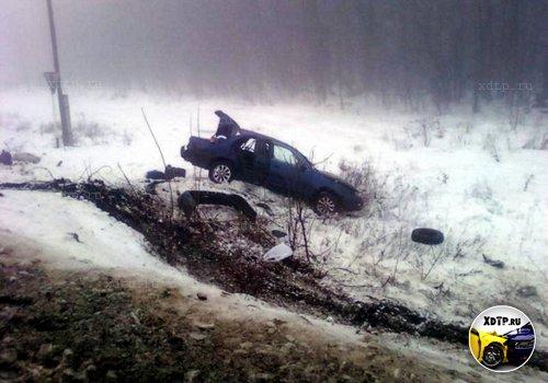 Toyota Camry vs MAN – все живы