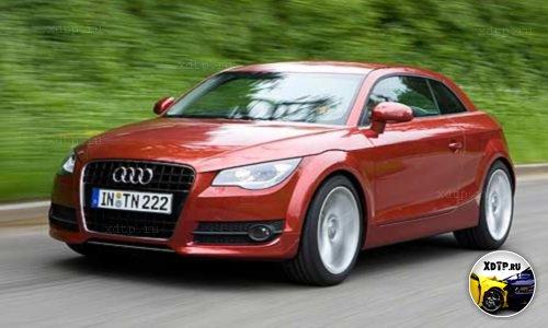 Маленький Audi S1 получит двигатель мощностью 230 лс