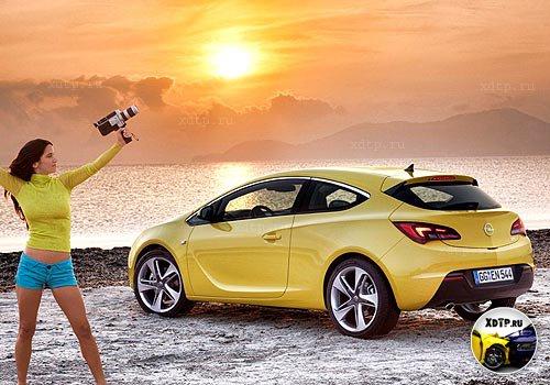 Opel построит к марту самую мощную «Астру»