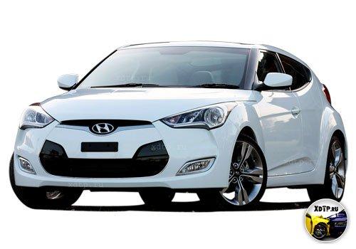 Hyundai расширит линейку Veloster