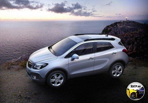 Opel Mokka набирает популярность