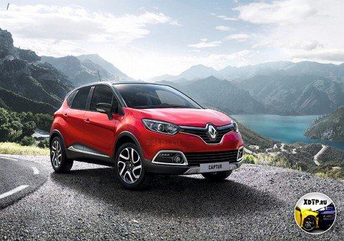 Renault и Helly Hansen создали новую версию Captur