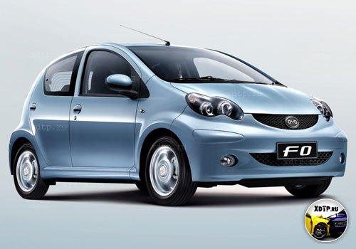 Продажи китайских автомобилей пали