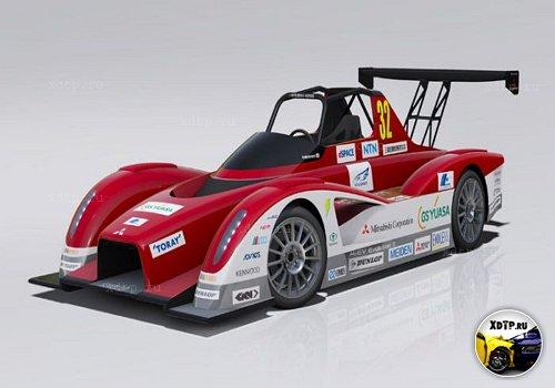 Обновления гоночных MiEV Evolution III